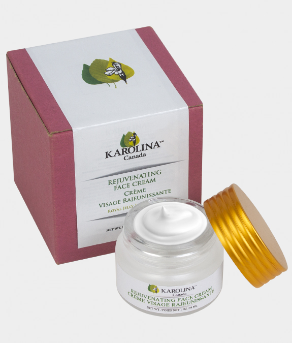 Face cream with box