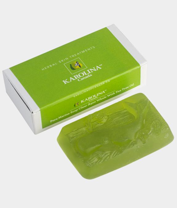 Green Soap Tea Tree with box