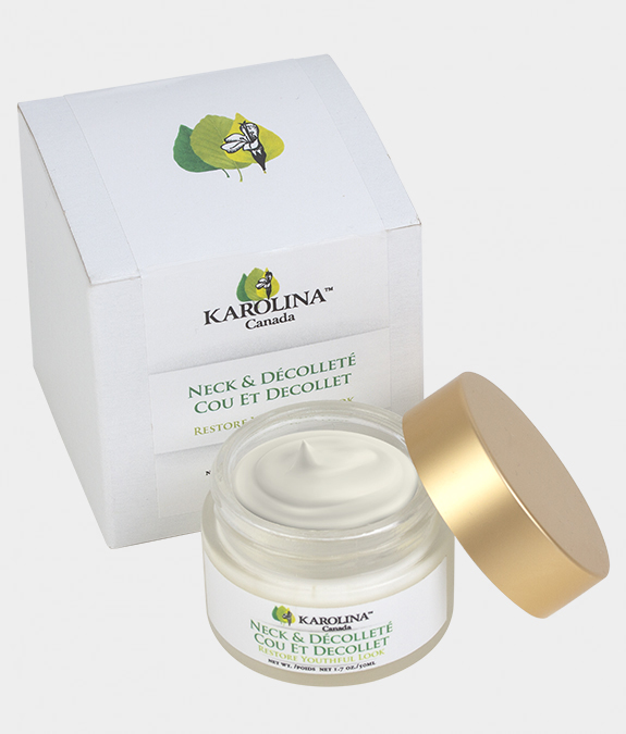 Neck Cream with box